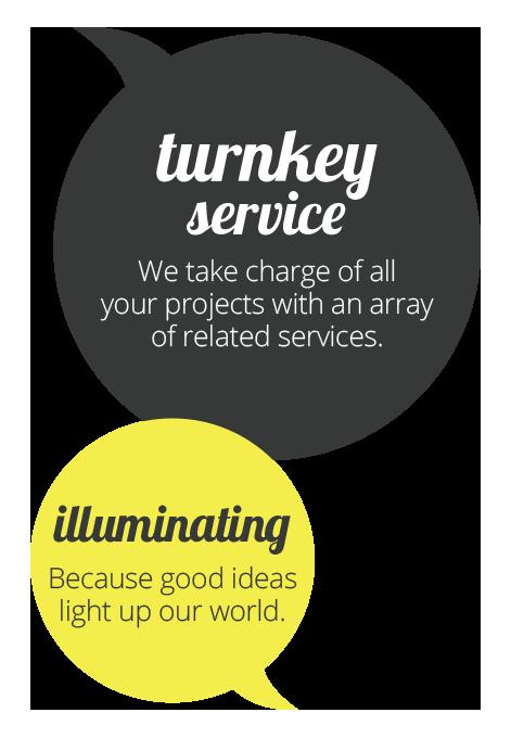 Turnkey service